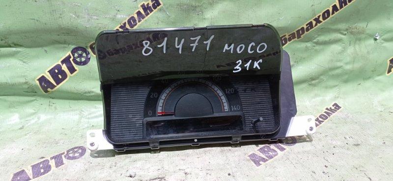 Спидометр Nissan Moco MG33S R06A 2012