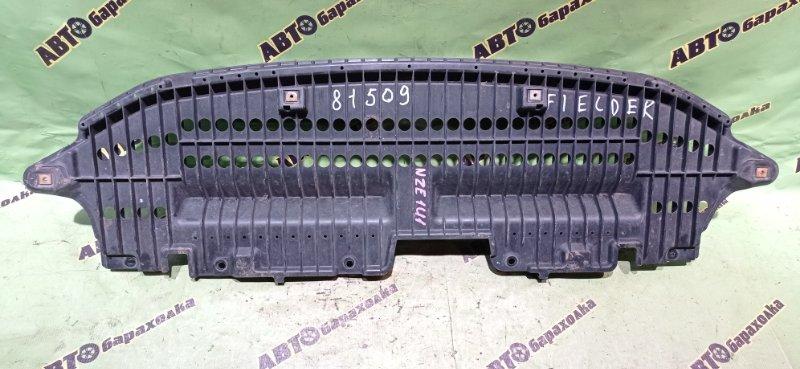 Защита бампера Toyota Corolla Fielder NZE141 передняя