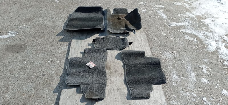 Коврики комплект Nissan Cube BZ11 CR14 2006