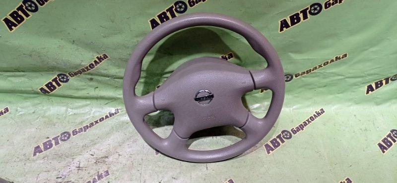 Руль с airbag Nissan Bluebird Sylphy QG10 QG18(DE) 2004