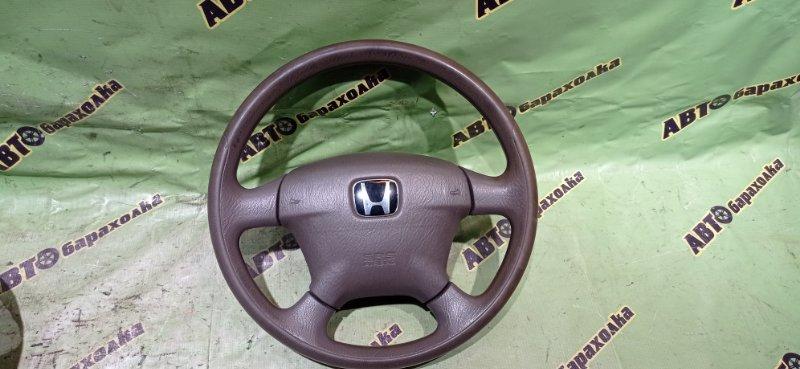 Руль с airbag Honda Step Wagon RF3 K20A 2001
