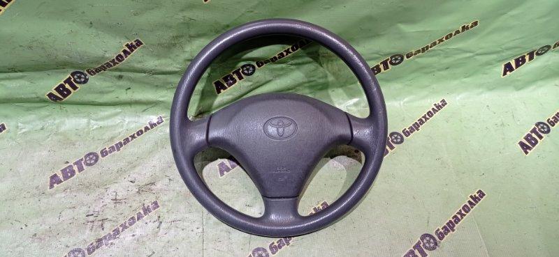 Руль с airbag Toyota Carina AT211 7A-FE 1998