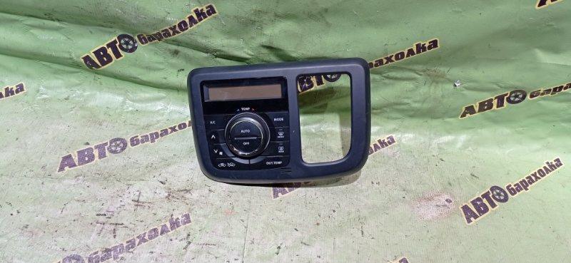 Климат-контроль Nissan Moco MG33S R06A 2012
