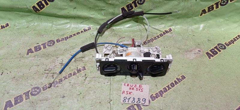 Климат-контроль Chevrolet Cruze HR51S M13A 2003