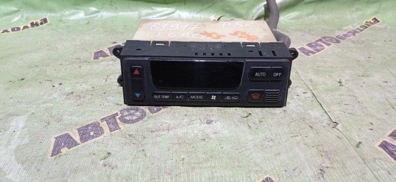Климат-контроль Subaru Legacy BG5 EJ20HDXCJE 1996