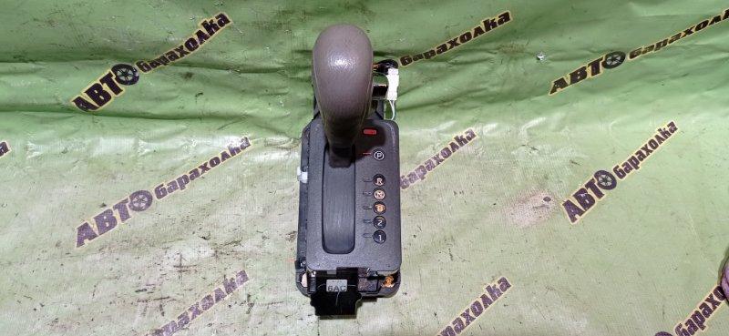 Селектор акпп Nissan Bluebird Sylphy QG10 QG18(DE) 2004