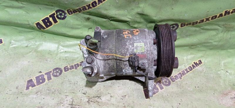 Компрессор кондиционера Nissan Teana J31 VQ23(DE) 2003