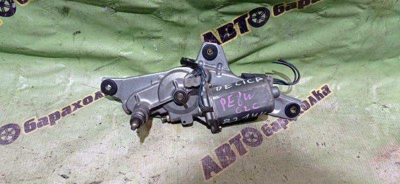 Мотор дворников Mitsubishi Delica PE8W 4M40 1994