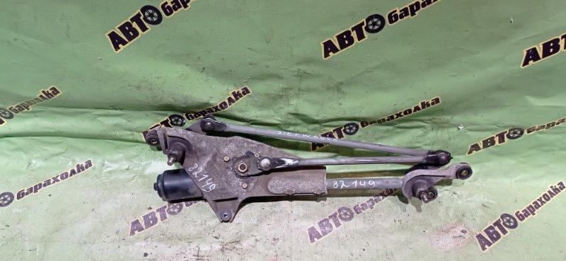Механизм дворников Honda Step Wagon RF3 K20A 2001