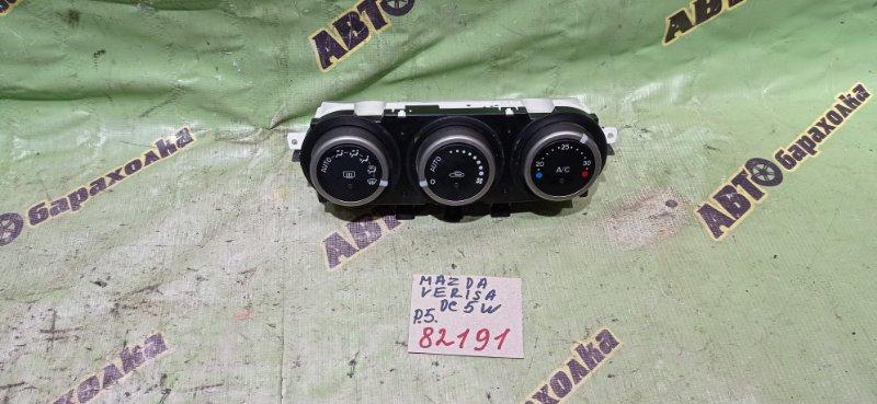 Климат-контроль Mazda Verisa DC5W ZY 2005