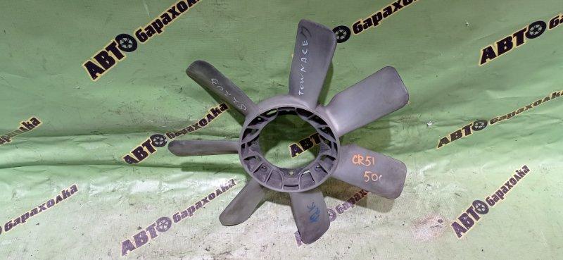 Вентилятор вискомуфты Toyota Townace CR51 2C 1997