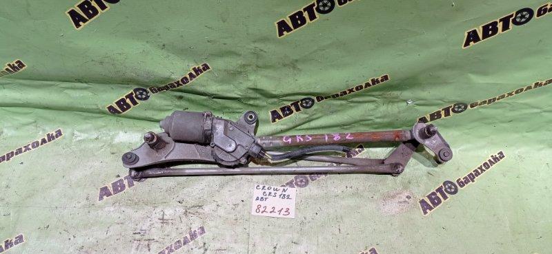 Механизм дворников Toyota Crown GRS182 3GR-FSE 2004