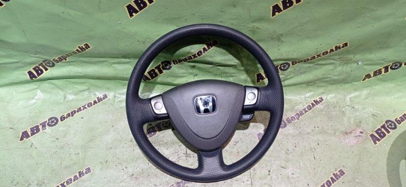 Руль с airbag Honda Mobilio Spike GK1 L15A 2004