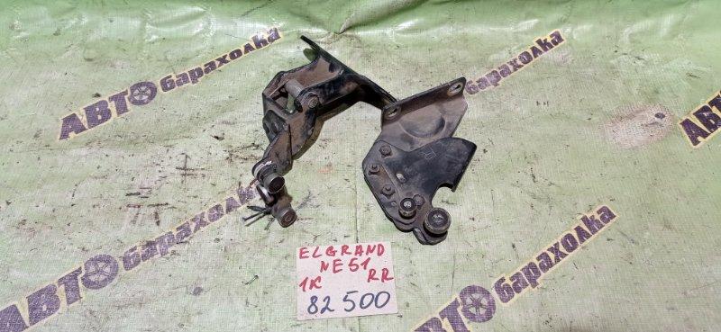 Ролик раздвижной двери Nissan Elgrand NE51 VQ35(DE) 2005 задний правый