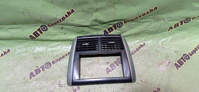 Консоль магнитофона Subaru Forester SHJ FB20ASZNXA 2011