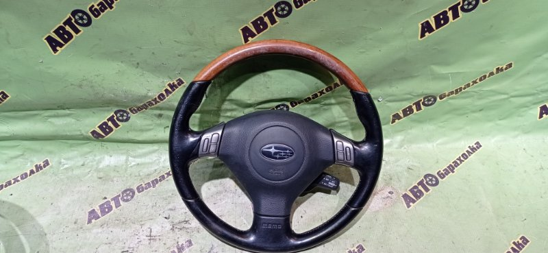 Руль с airbag Subaru Outback BP9 EJ253 2005