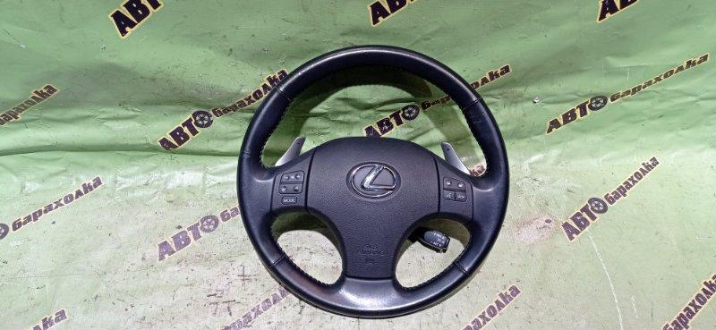 Руль с airbag Lexus Is350 GSE21 2GR-FSE 2006
