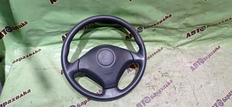 Руль с airbag Mazda Laputa HP12S F6A 2001