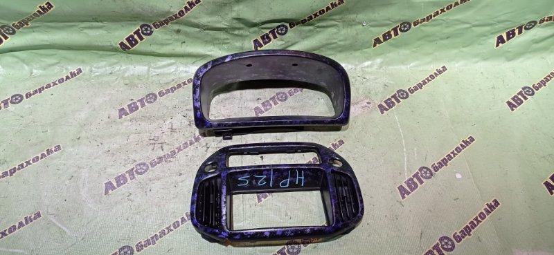 Консоль магнитофона Mazda Laputa HP12S F6A 2001