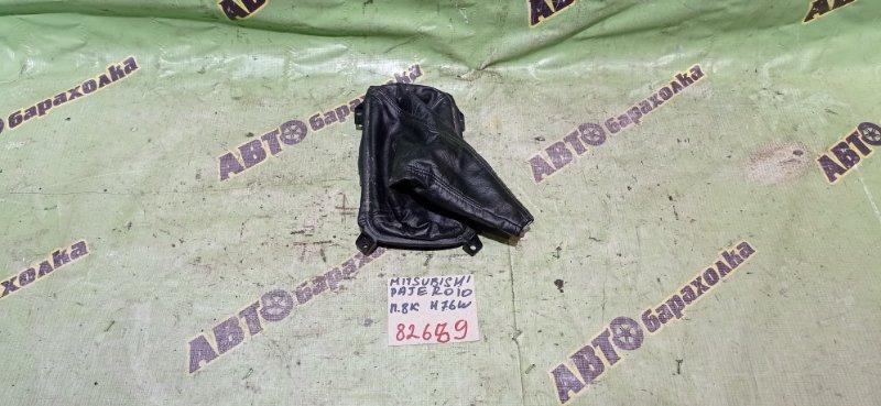 Кожух селектора раздатки Mitsubishi Pajero Io H76W 4G93 1998