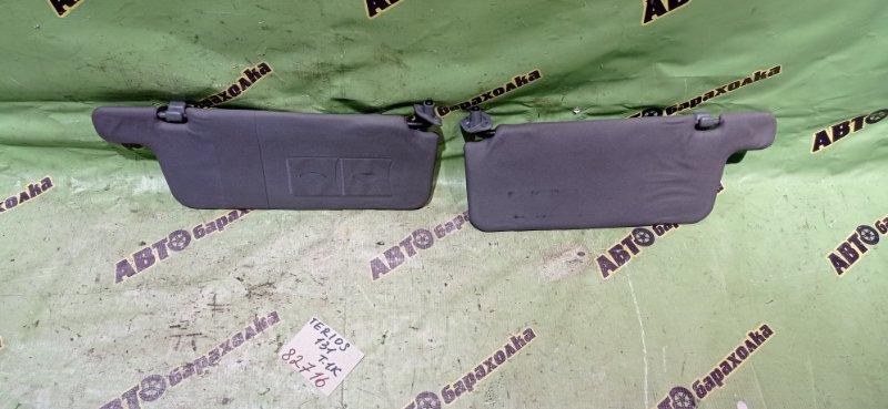 Козырек солнцезащитный Daihatsu Terios Kid J131G EF-DEM 2001