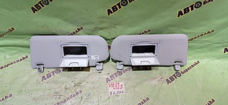 Козырек солнцезащитный Mazda Atenza GY3W L3VE 2003