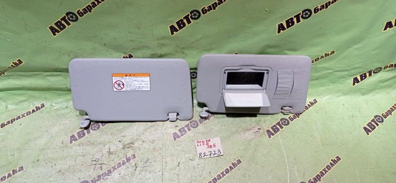 Козырек солнцезащитный Honda Life JB5 P07A 2005