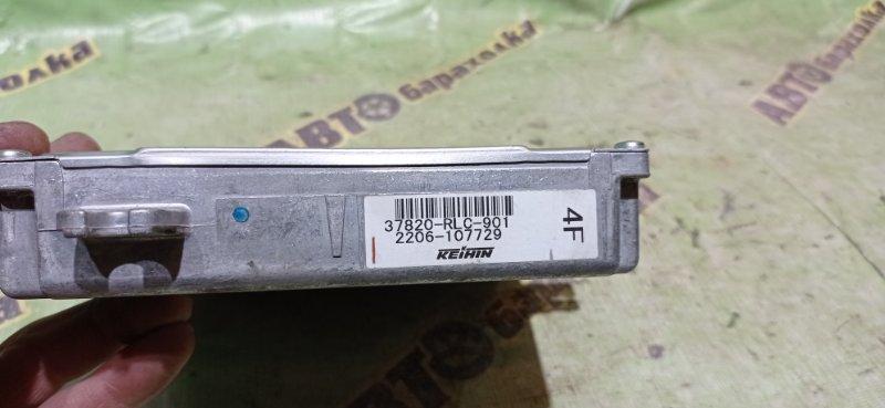 Блок efi Honda Airwave GJ1 L15A 2005