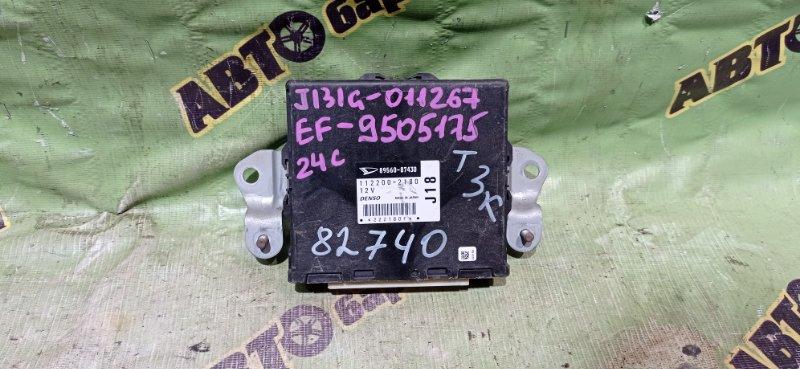 Блок efi Daihatsu Terios Kid J131G EF-DEM 2001