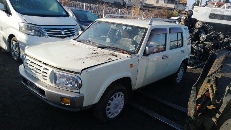 Двигатель Nissan Rasheen RFNB14 GA15(DE) 1995