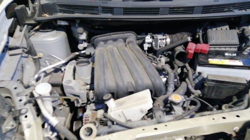 Акпп Nissan Wingroad NY12 HR15(DE)
