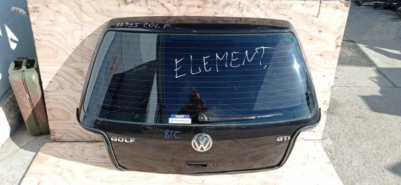 Дверь 5-я Volkswagen Golf EA113 2004 задняя