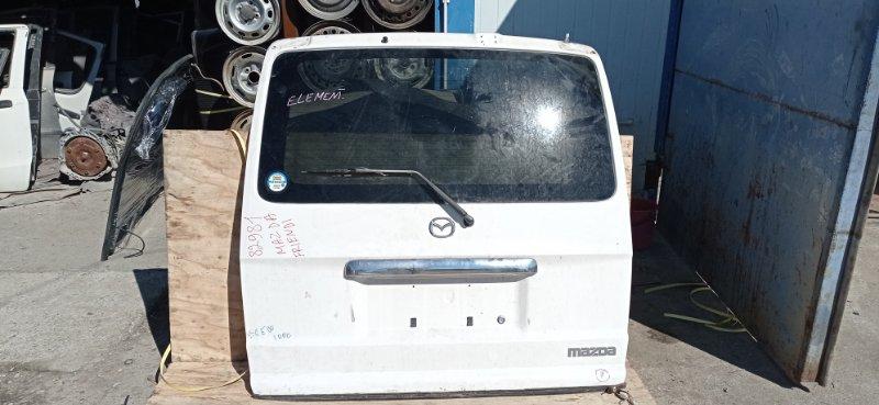 Дверь 5-я Mazda Bongo Friendee SGEW FE 1998