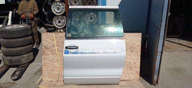 Дверь боковая (раздвижная) Nissan Largo W30 KA24(DE) 1997 задняя левая