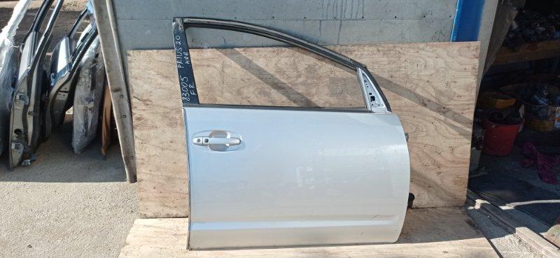 Дверь Toyota Prius NHW20 1NZ-FXE 2007 передняя правая