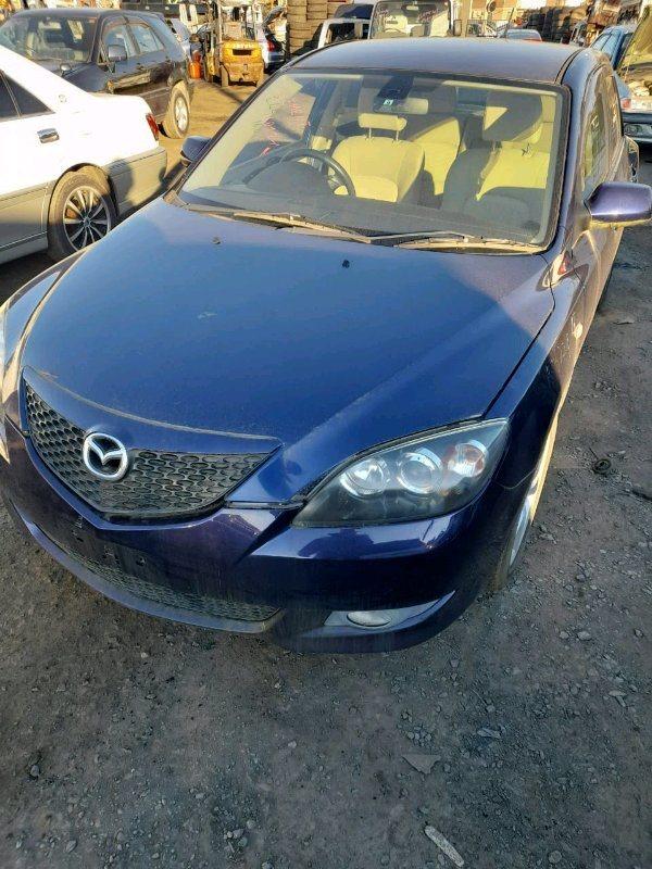 Крыло Mazda Axela BKEP LF 2003 переднее левое