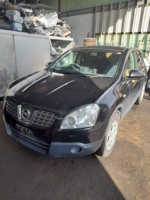 Капот Nissan Dualis J10 MR20(DE) 2007