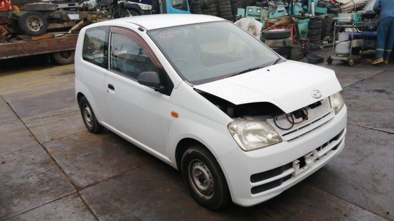 Капот Daihatsu Mira L250V EF-SE 2007