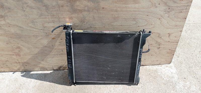 Радиатор основной Nissan Lafesta B30 MR20