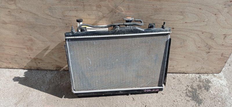 Радиатор основной Nissan Juke YF15 HR15 2014