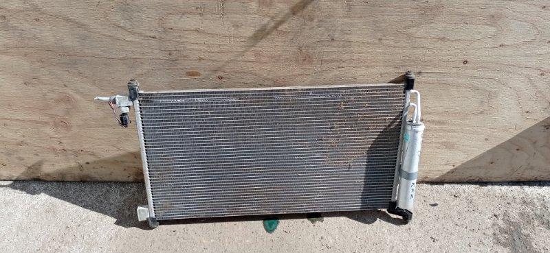 Радиатор кондиционера Nissan Juke YF15 HR15 2014