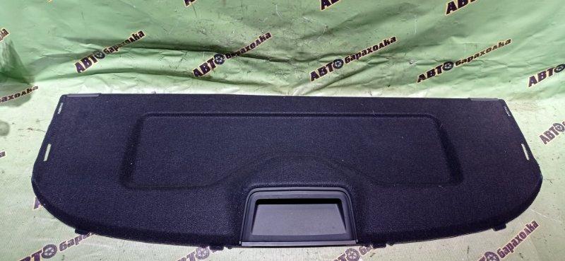 Полка багажника Nissan Tiida Latio SC11 HR15 2009 задняя