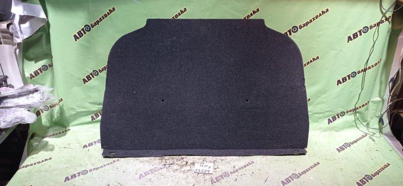 Обшивка багажника Nissan Tiida Latio SC11 HR15 2009 задняя