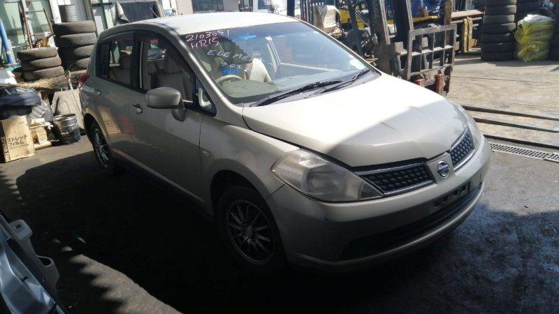 Акпп Nissan Tiida C11 HR15 2006