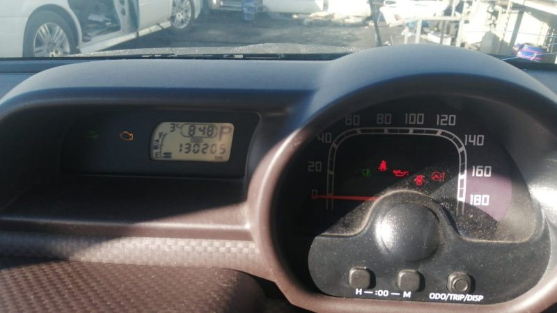 Двигатель Toyota Spade NCP141 1NZ-FE 2014