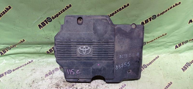 Декоративная крышка двс Toyota Altezza Gita JCE15 2JZ-GE 2001