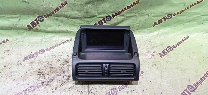 Монитор Toyota Altezza Gita JCE15 2JZ-GE 2001