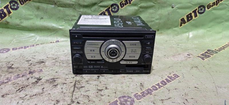 Магнитофон Nissan Dualis J10 MR20(DE) 2007