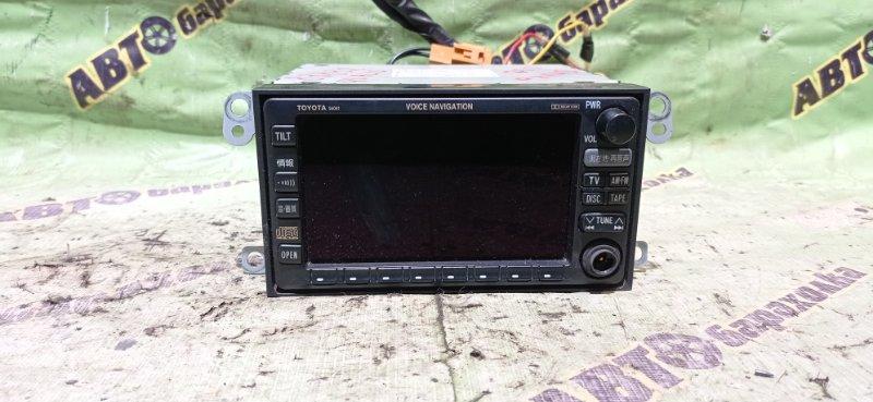 Магнитофон Toyota Mark Ii Qualis SXV20 5S-FE 1999