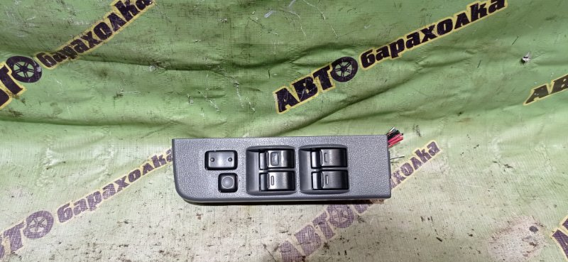 Пульт стеклоподъемника Toyota Land Cruiser FZJ80 1FZ-FE 1995 передний правый